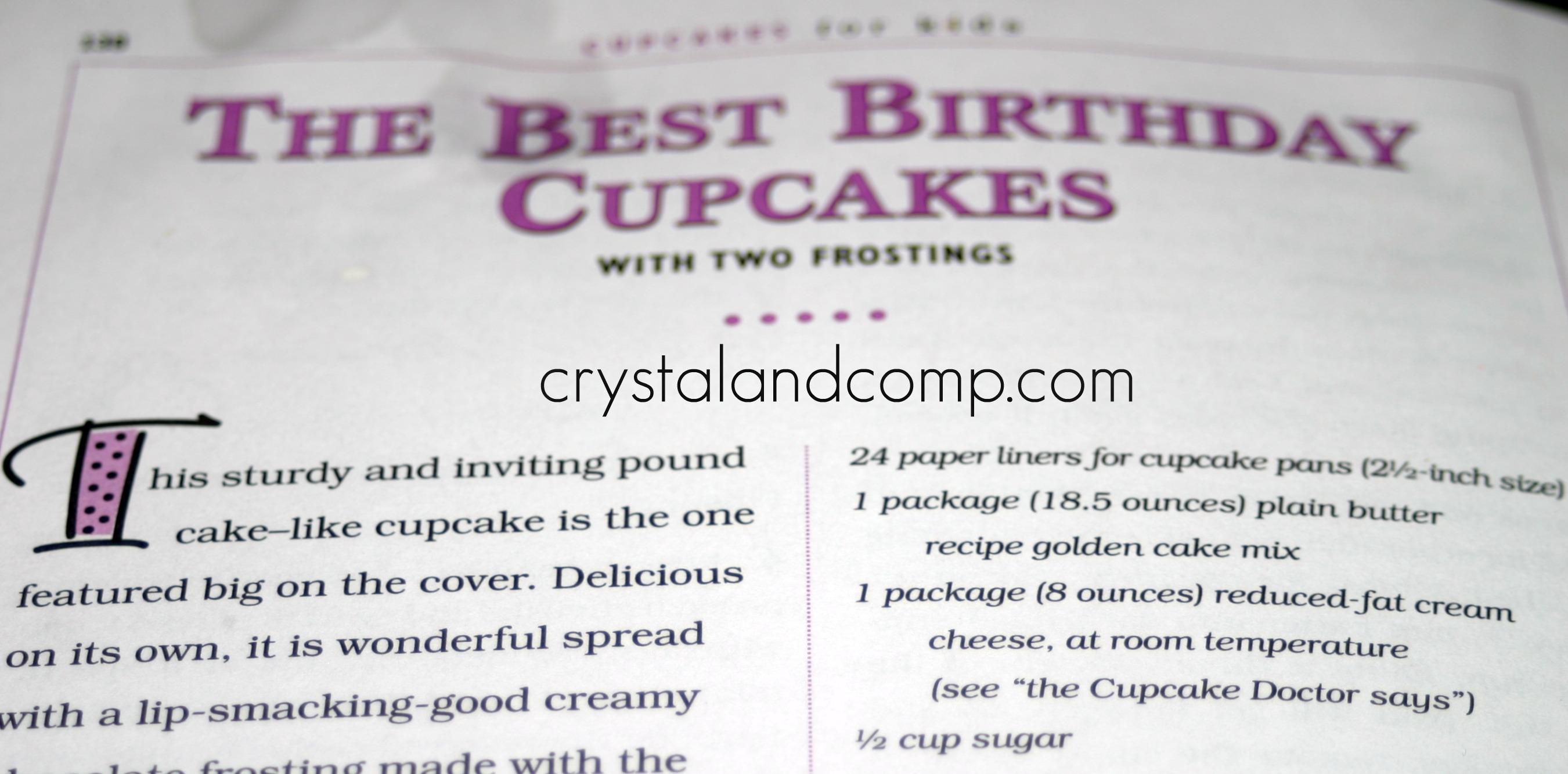 Best Ever Cupcake Recipes