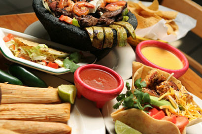 30 worth of cuisine from agave azul mexican kitchen in for Agave mexican cuisine