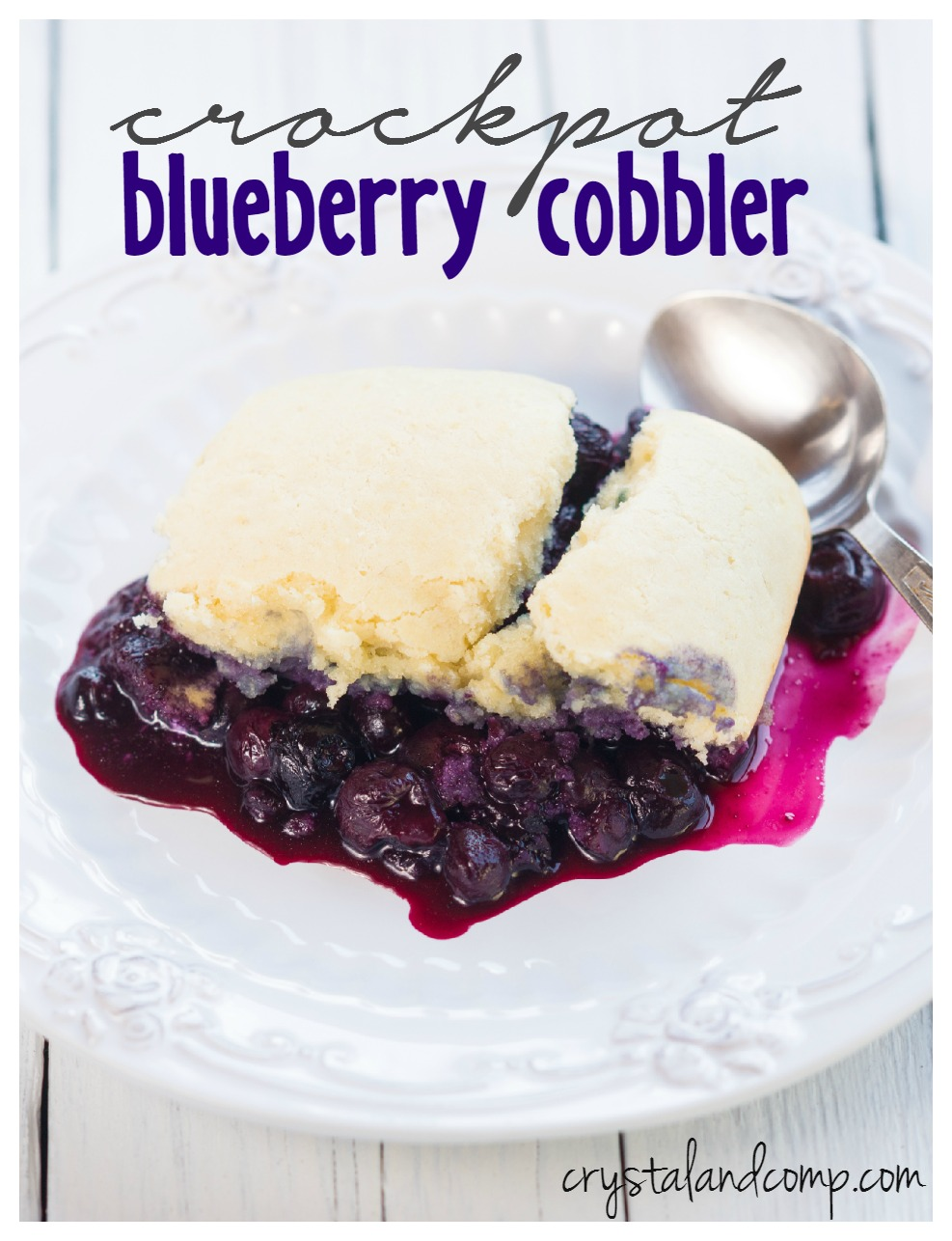 Cobbler In The Slow Cooker