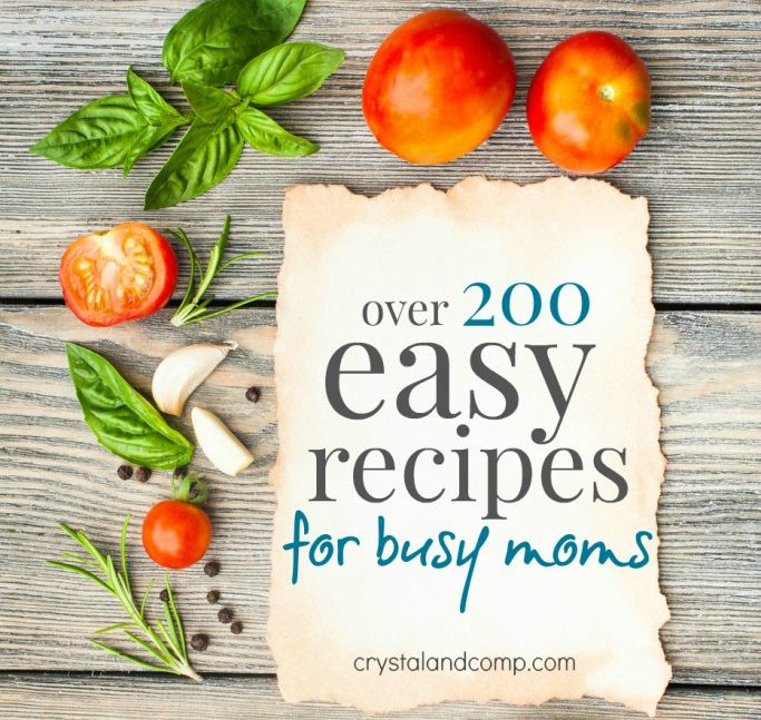 FACEBOOK 200 easy recipes