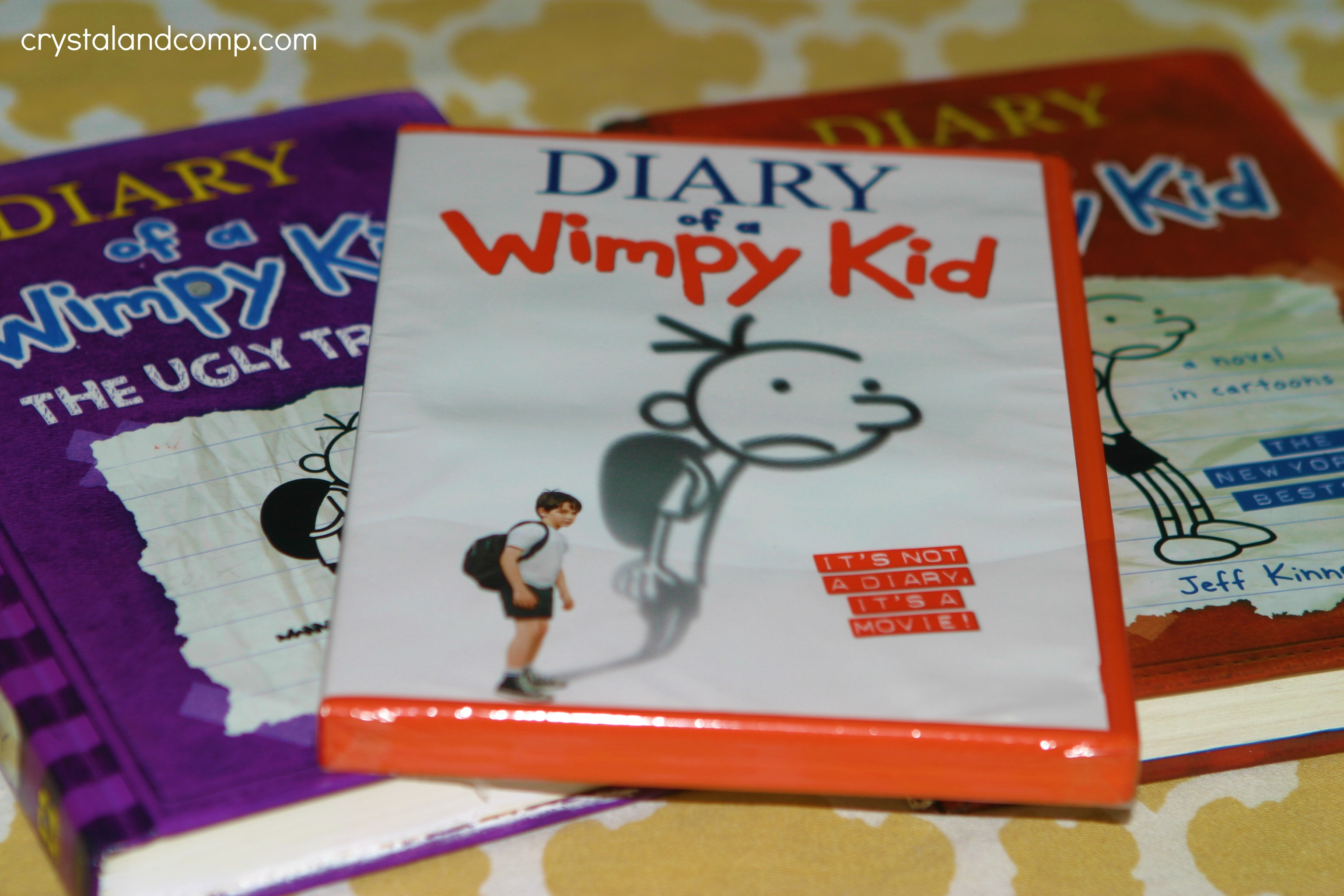 Can Your Kids Draw Themselves Diary Of A Wimpy Kid Style Kid Diary