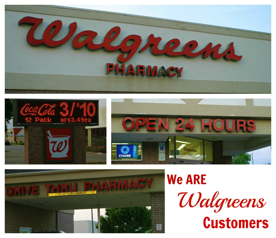 Our walgreens is also open 24 hours believe me we have been there at