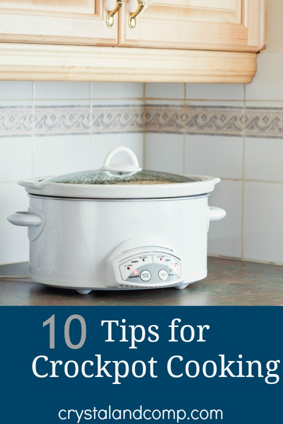 10 tips for crockpot cooking