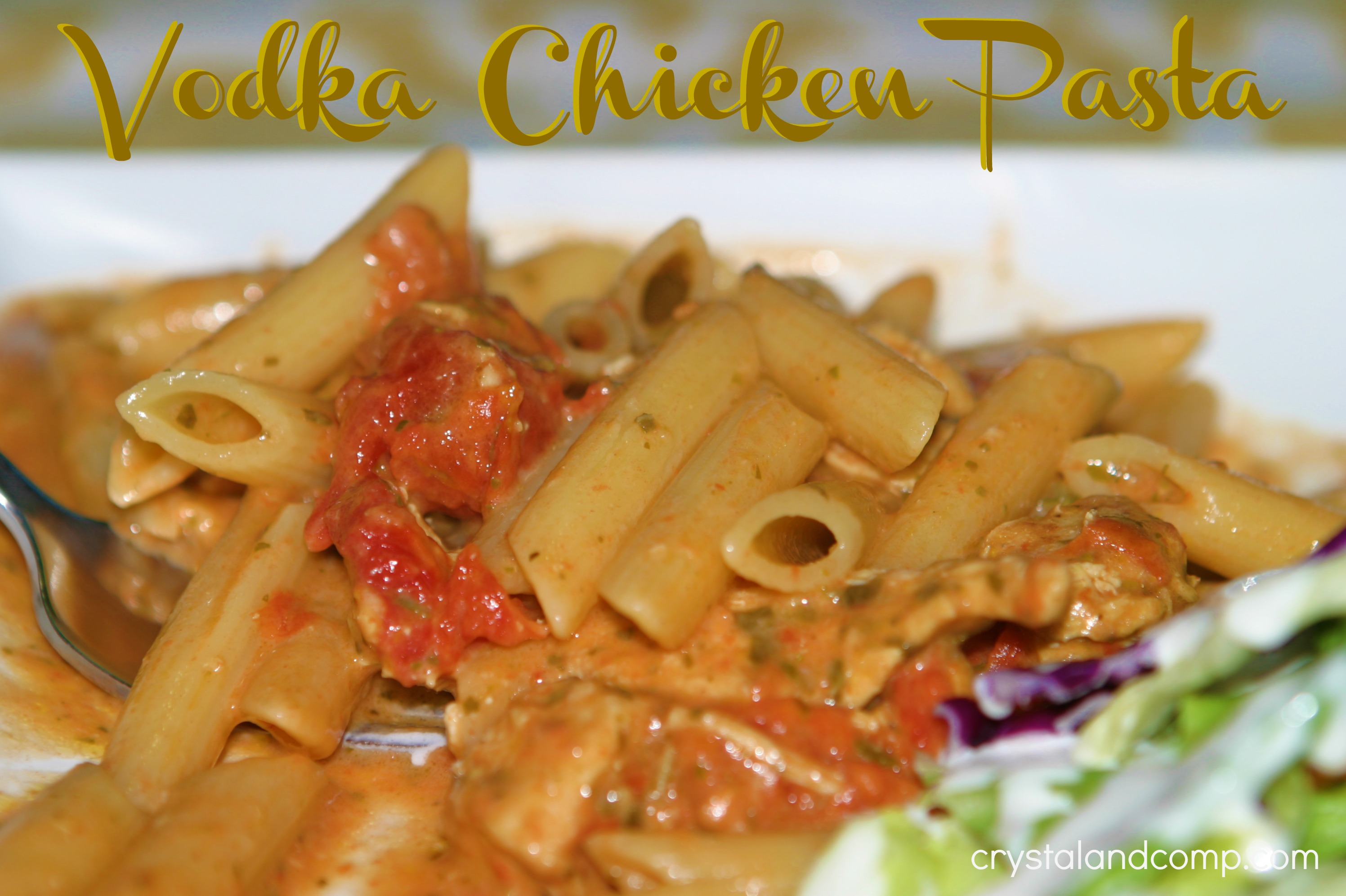 Chicken breast recipes and pasta