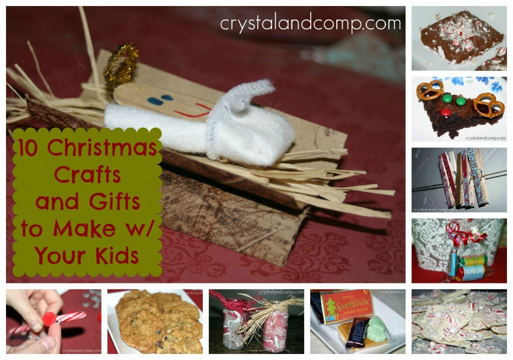 Christmas crafts 10 affordable crafts and homemade gifts for How to make christmas crafts for gifts