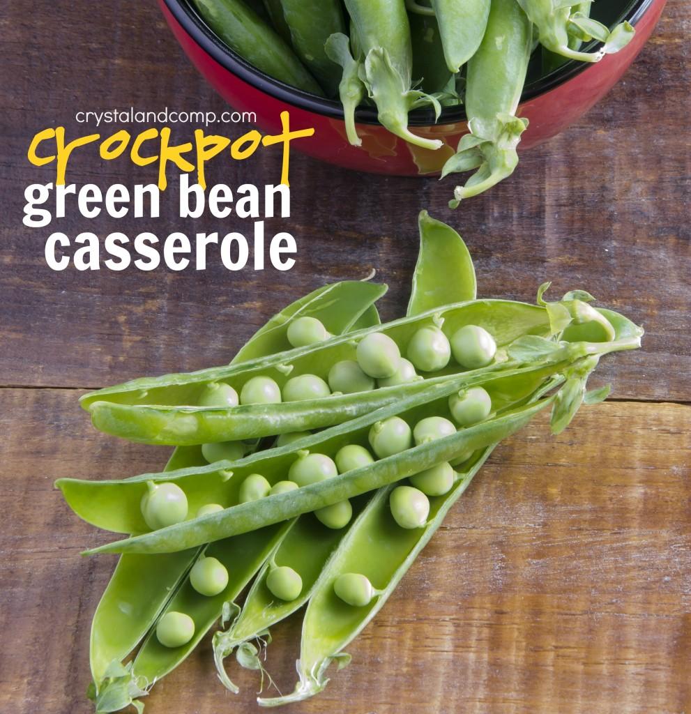 crockpot green bean casserole facebook