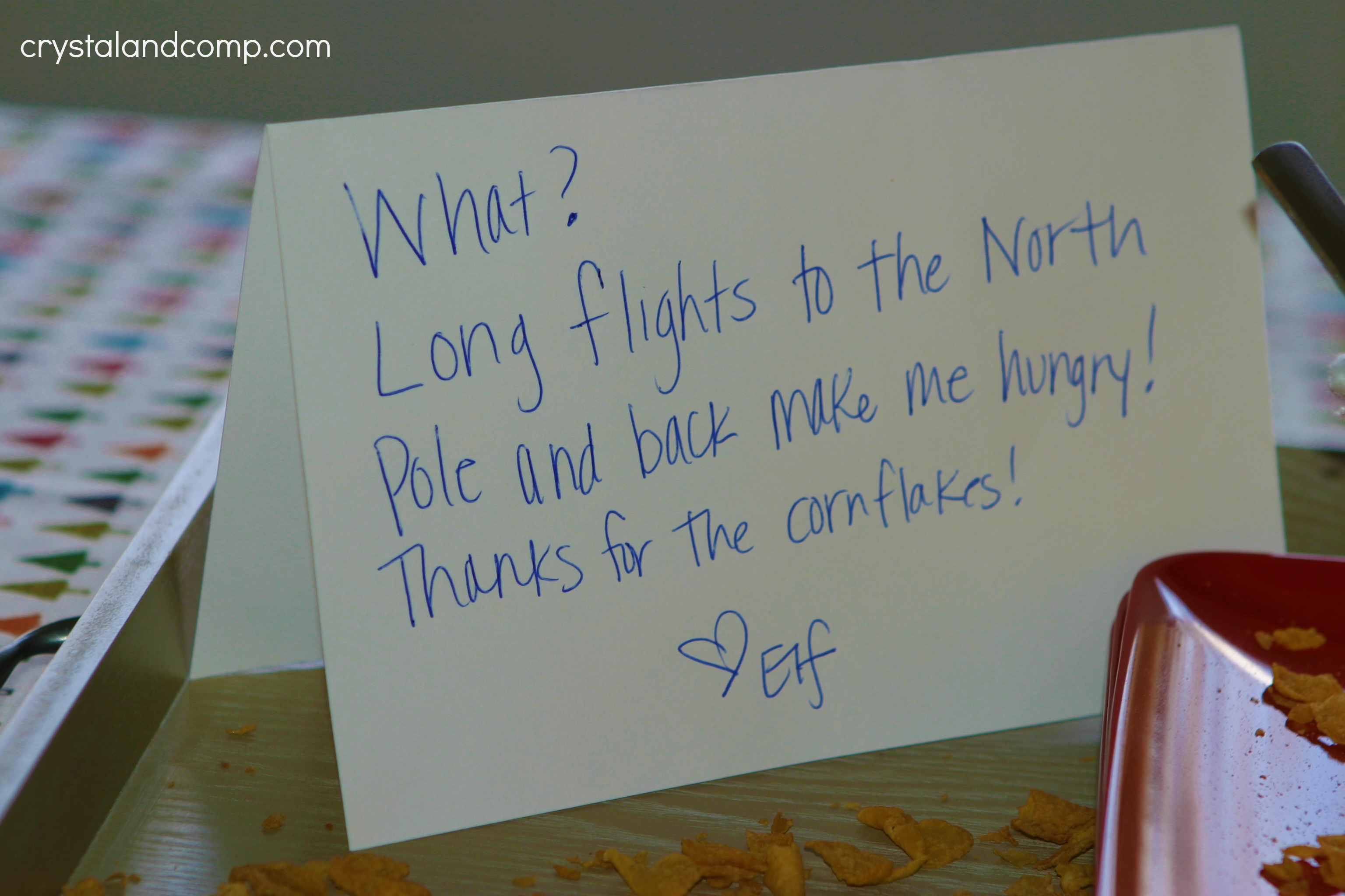 elf on the shelf  long flights to the north pole make elf