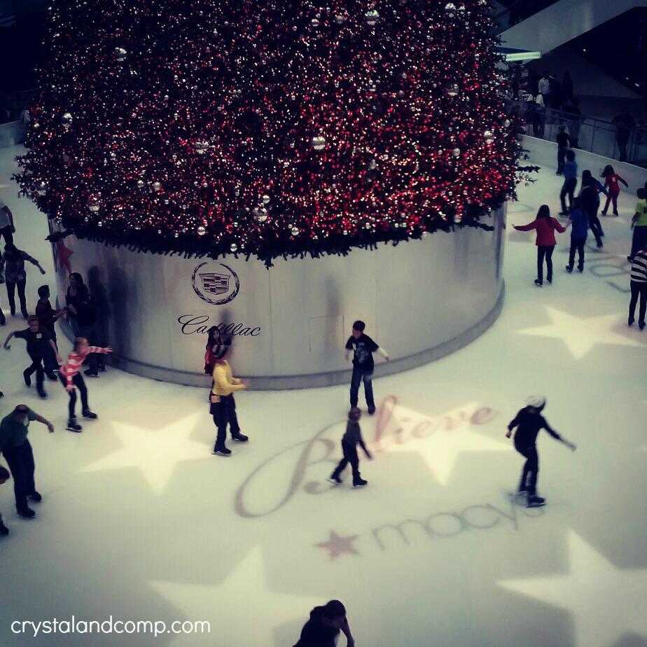 skating galleria mall
