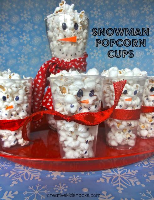 snowman popcorn 5