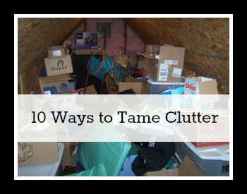 10-ways-to-tame-clutter