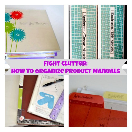 Home-Organization-Manual-Binder
