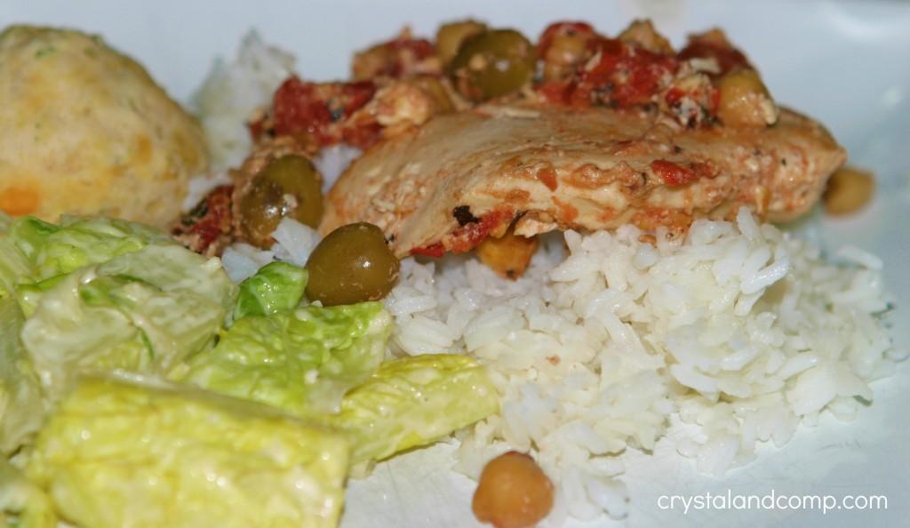 crockpot dinner schwans chicken