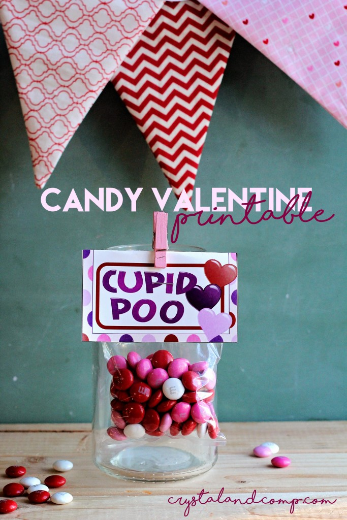 candy valentine printable for kids
