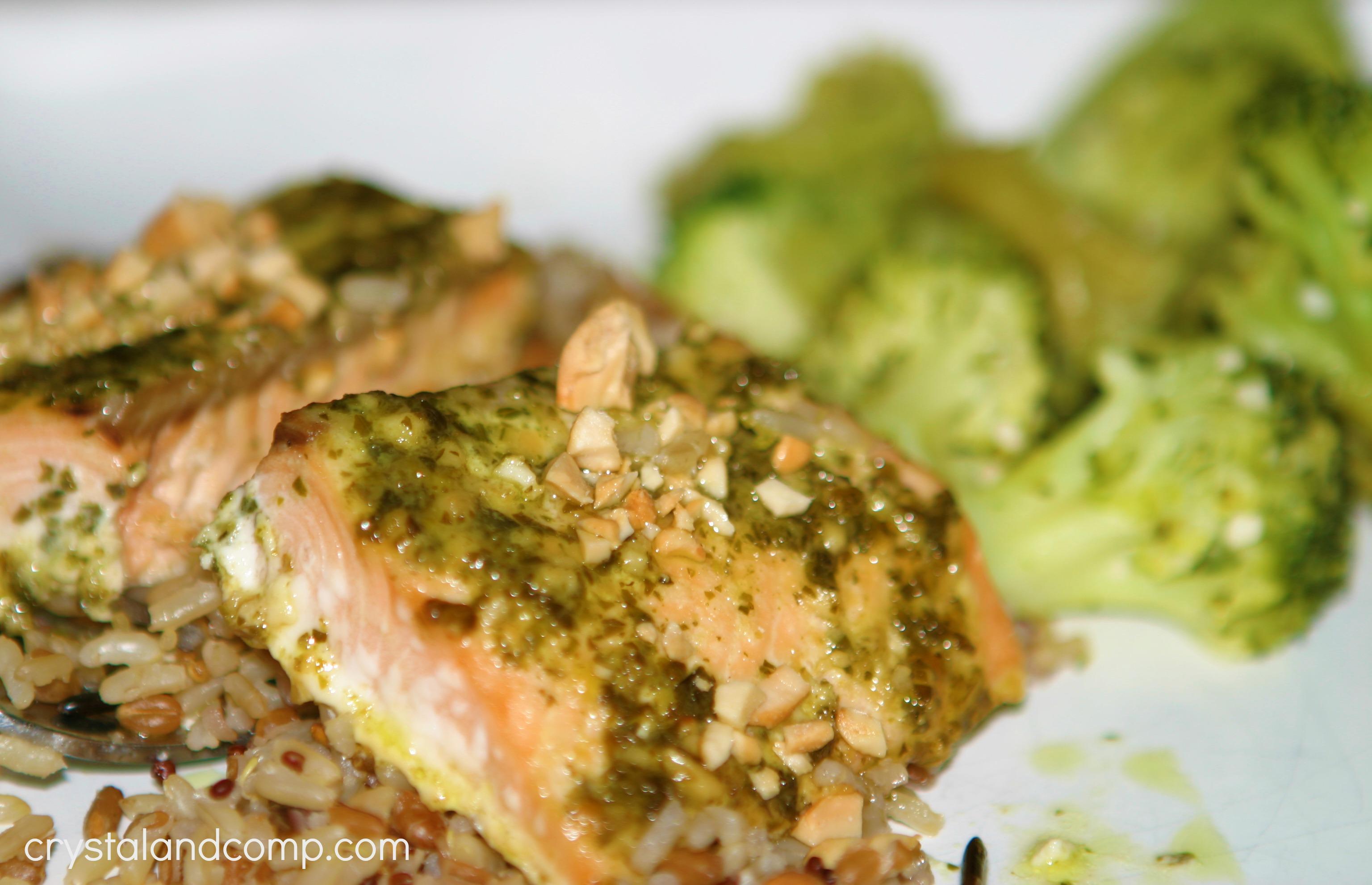 easy salmon recipes - photo #2