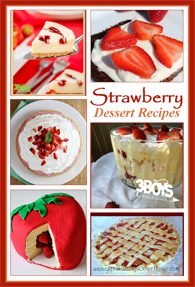 Fresh-Strawberry-Dessert-Recipes