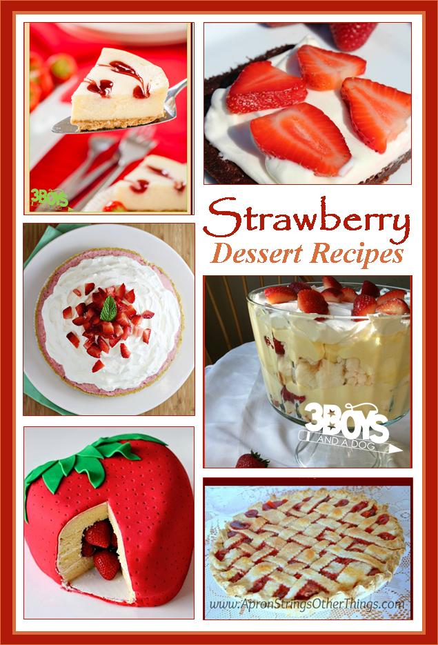 Fresh-Strawberry-Dessert-Recipes