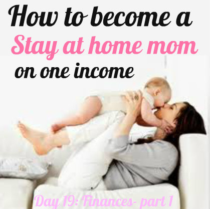 How To Become A Stay At Home Mom