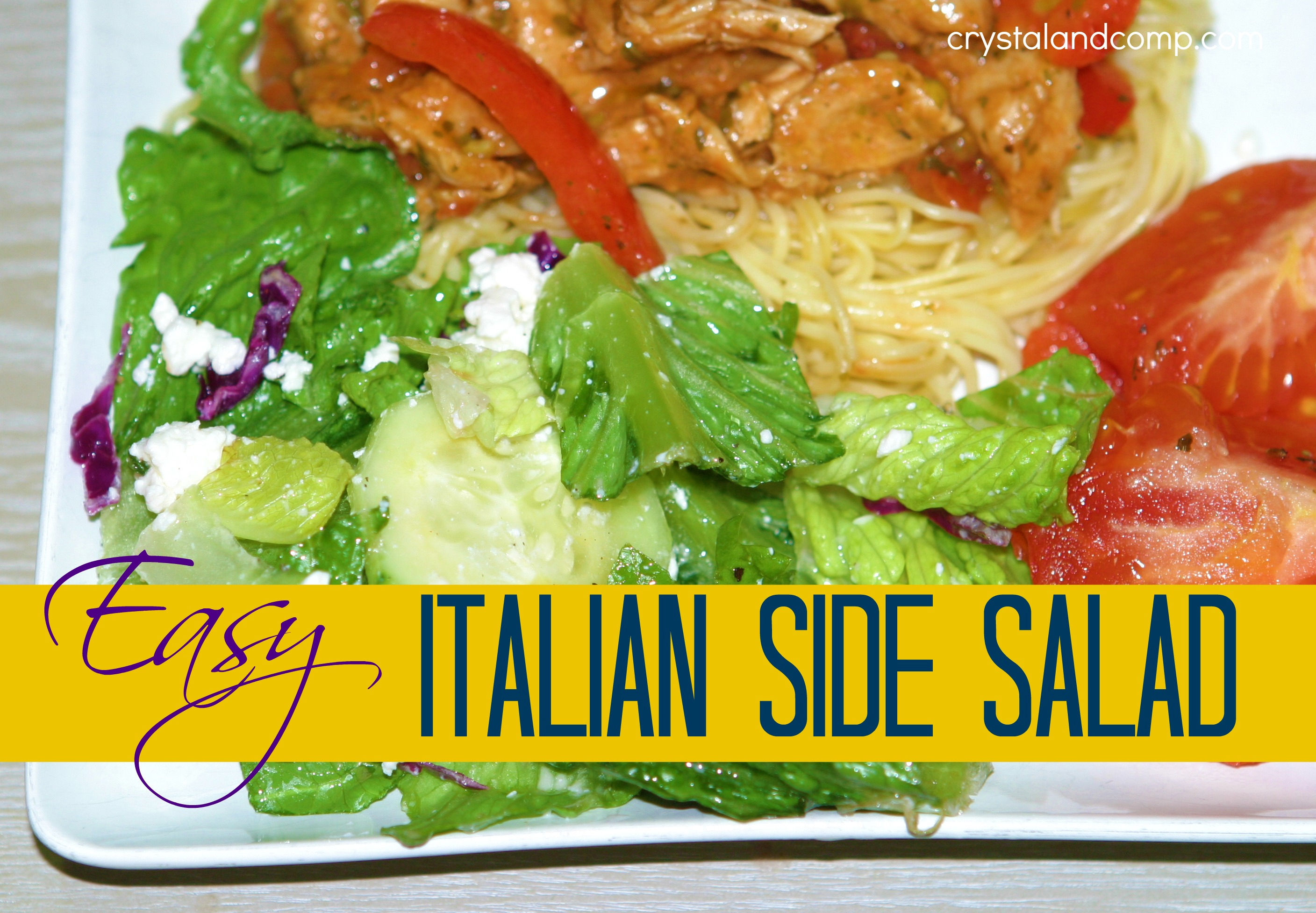 Easy salad recipes for lunch meals