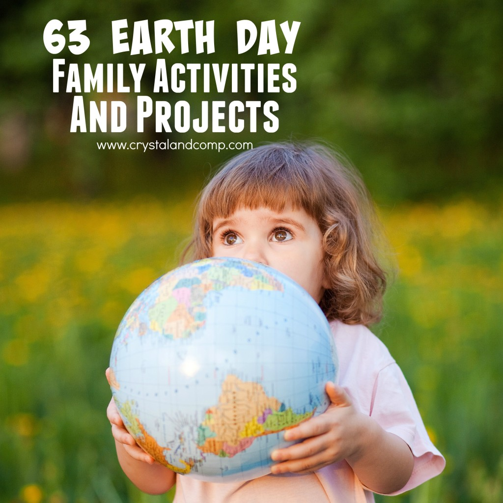 63 earth day activities for families