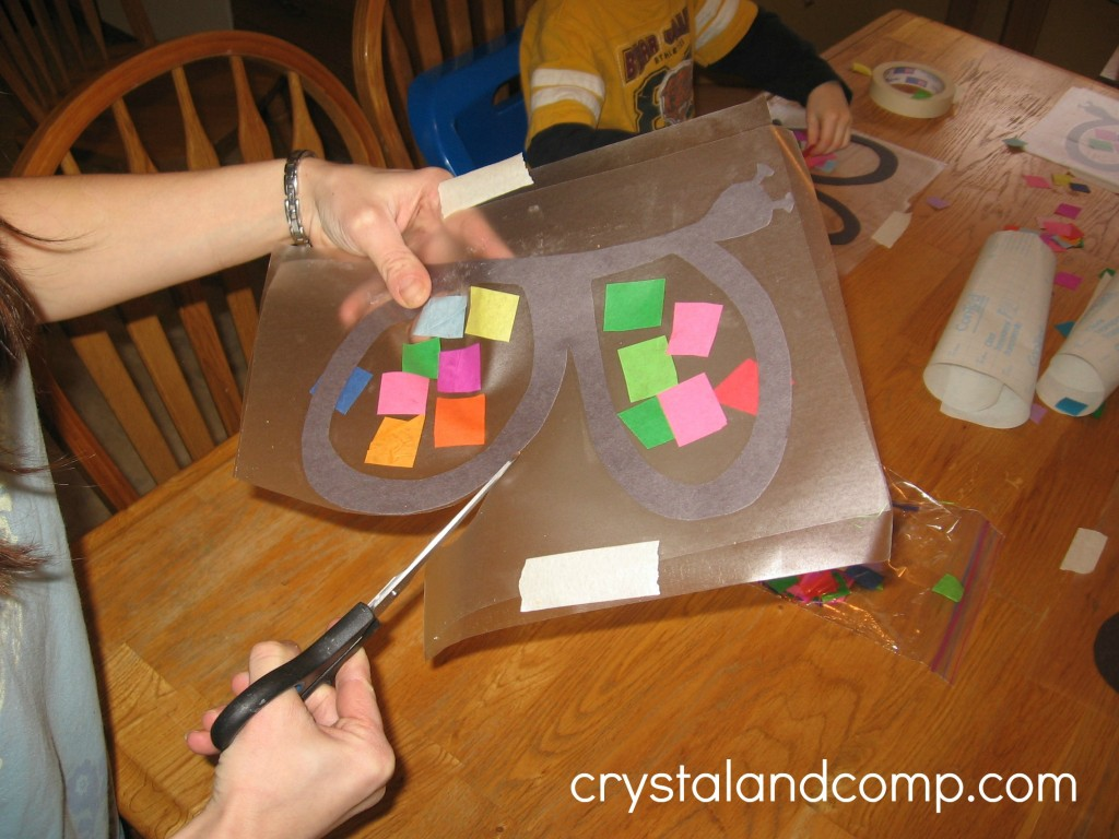 B is for butterfly preschool craft (8) - crystalandcomp