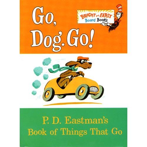 Go Dog Go Best Book Ever Written