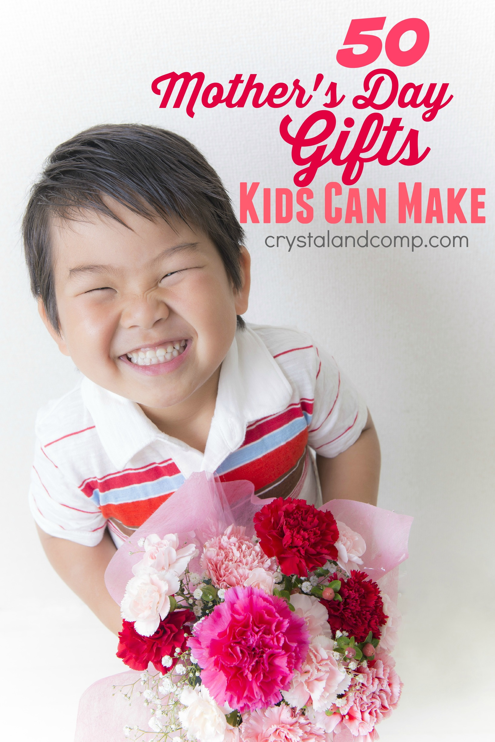 50 Mother s Day Gift Ideas Kids Can Help Make