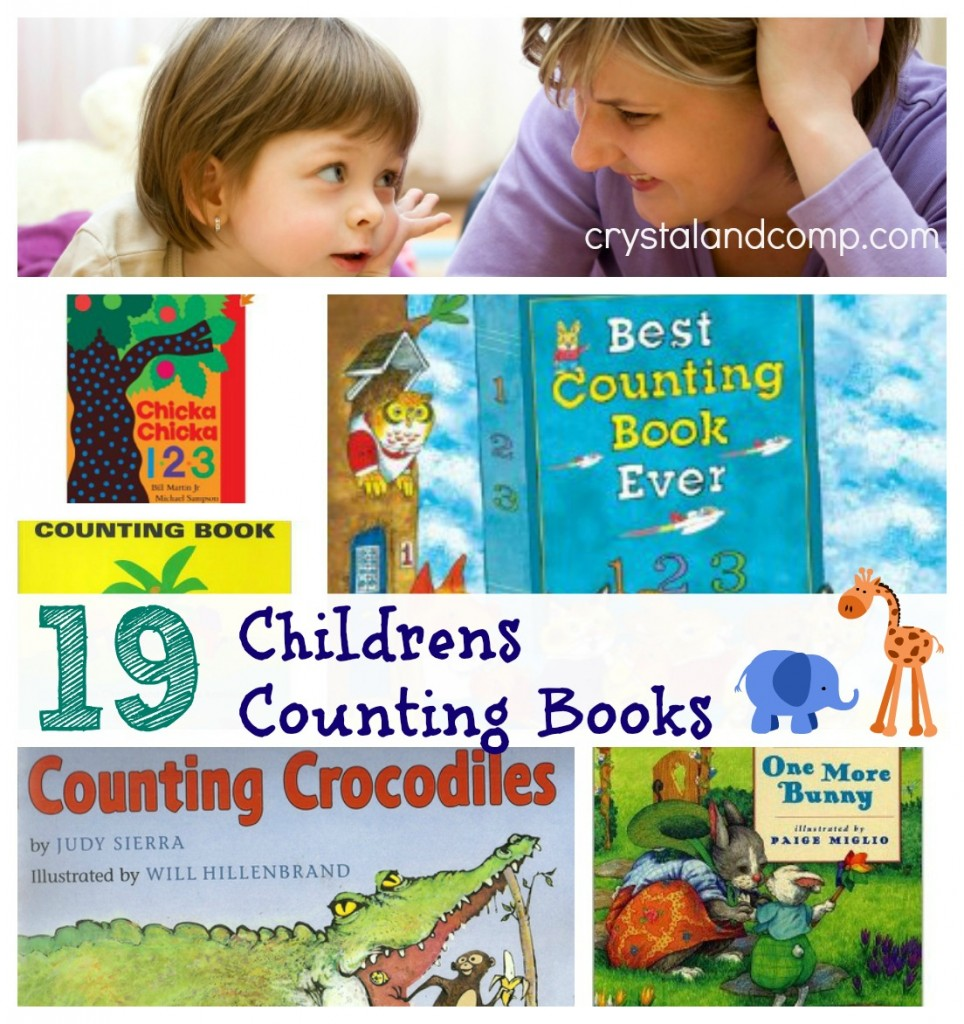 books children must read: numbers and counting