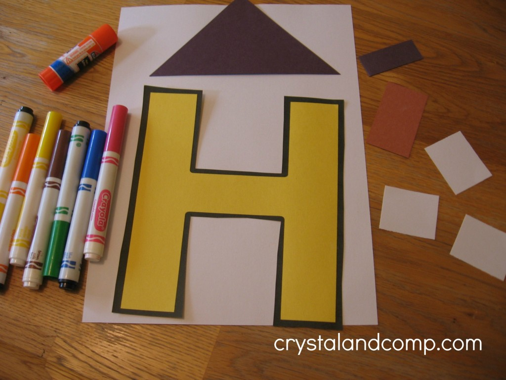 activitiy for preschoolers