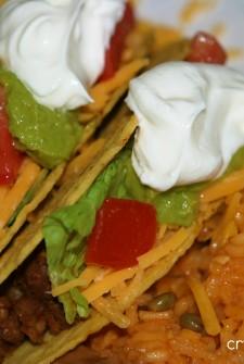 how to make lentil tacos in the crockpot
