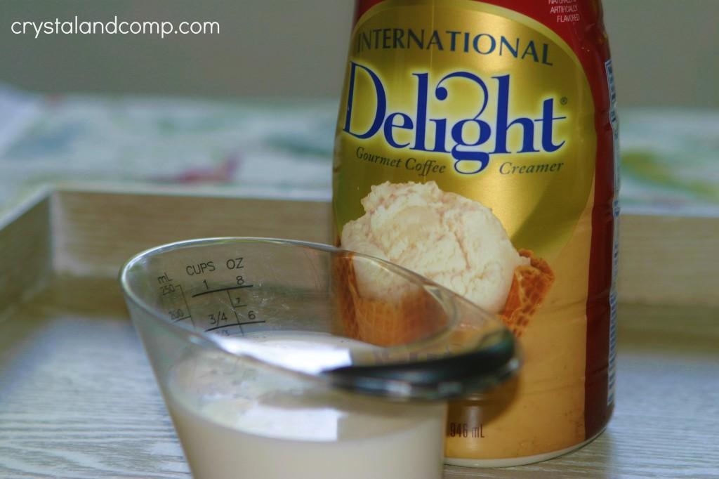 international delight sweet cream #whatsyourid