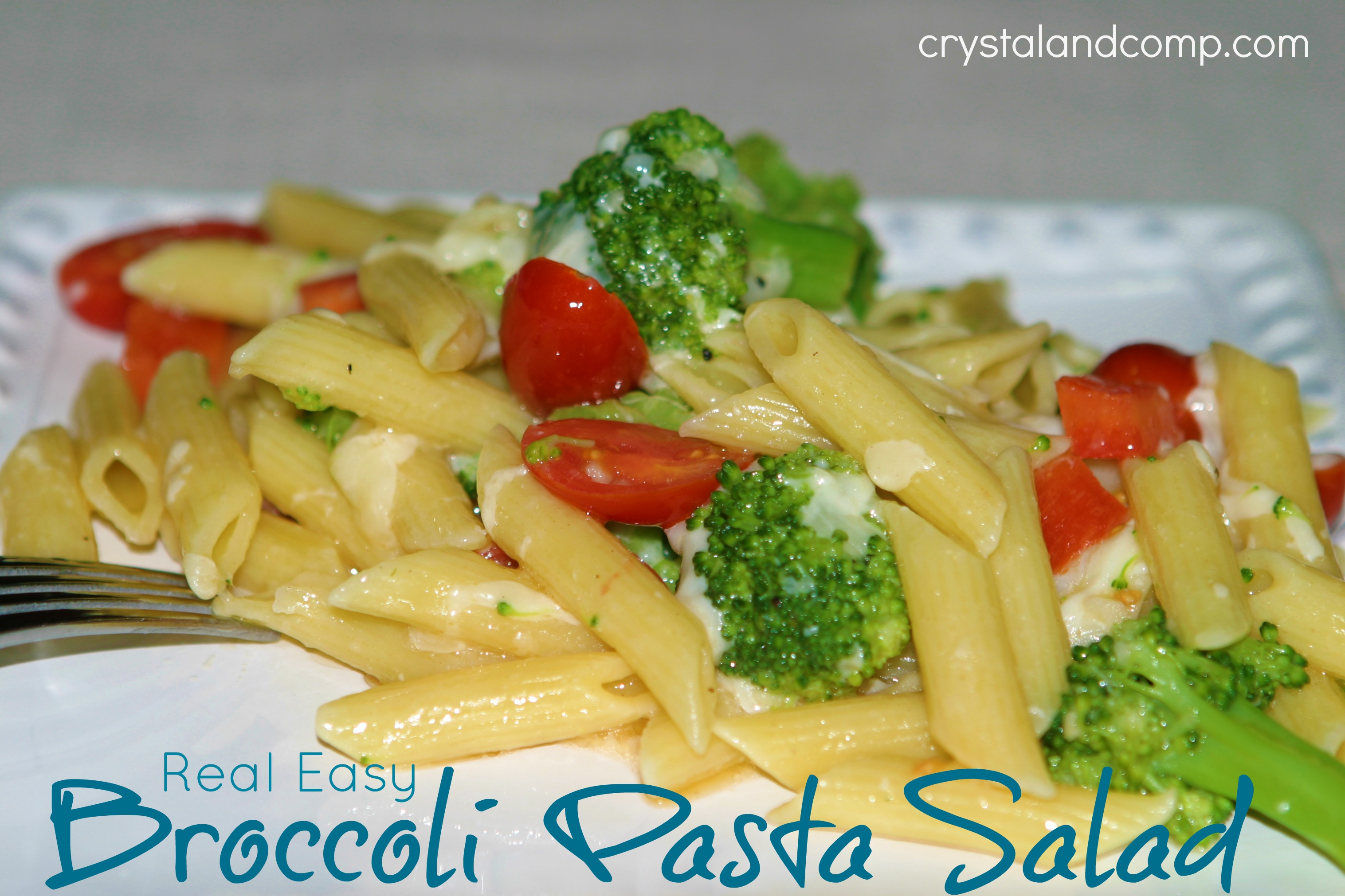 Easy Pasta Recipes Fourth Of July Food