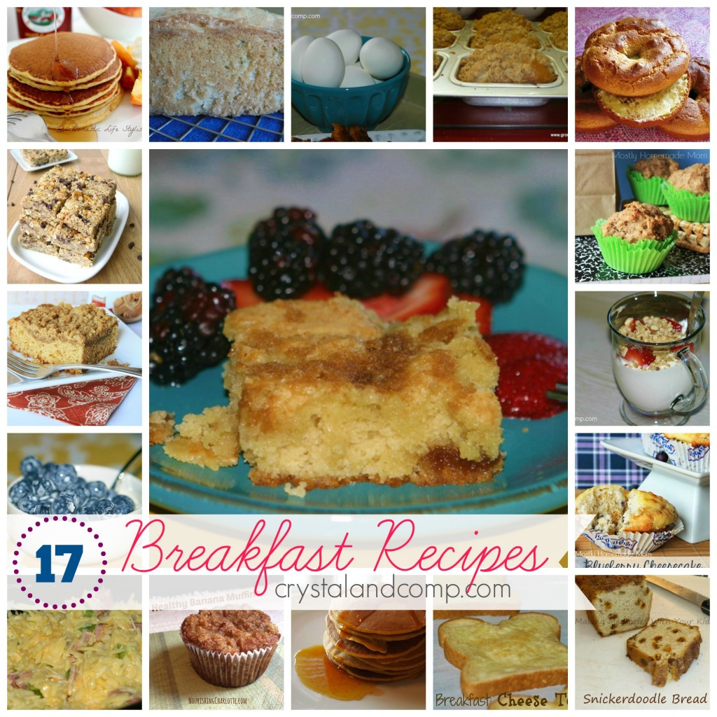 easy breakfast recipes for #backtoschool