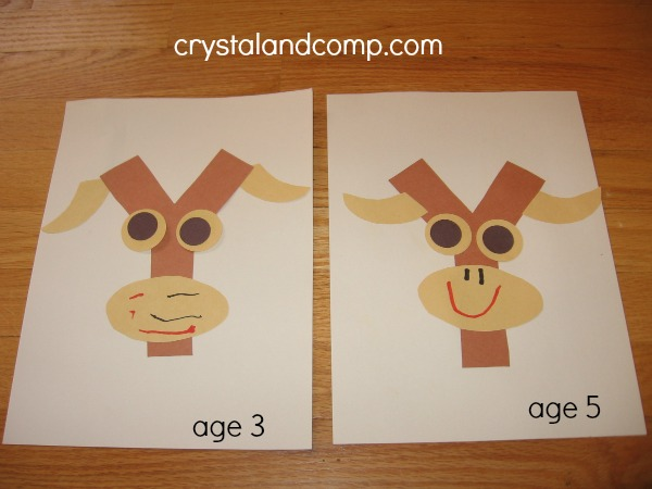 letter of the week crafts for preschoolers y is for yak