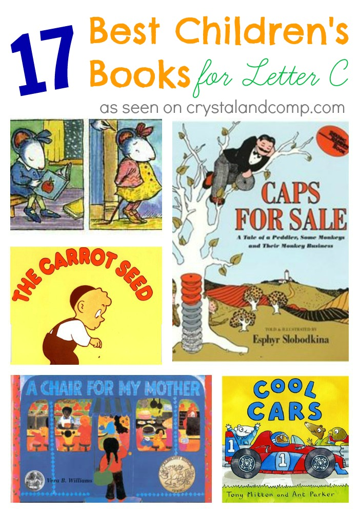 Books children must read letter c for Children s armchairs 10 of the best