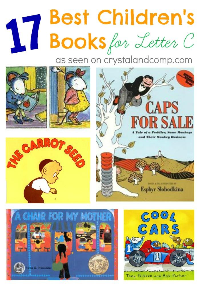 books children must read: letter c