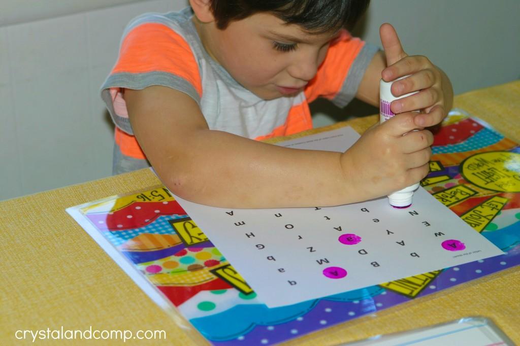 preschool letter worksheets printable A is for alligator