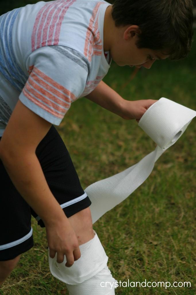 toilet paper replay