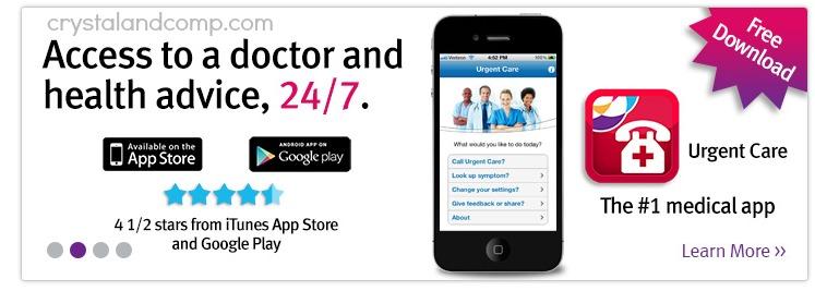 urgent care app #urgentcareapp