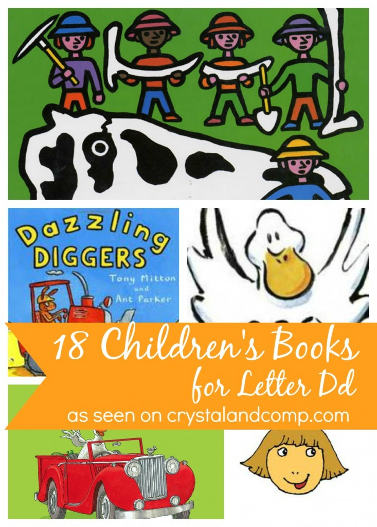 books children must read for the letter D