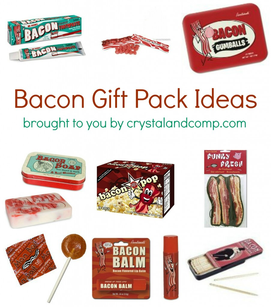 Bacon Gift Pack Ideas