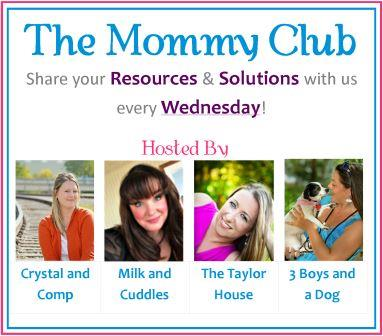 The Mommy Club Weekly Linky 2013 (2)