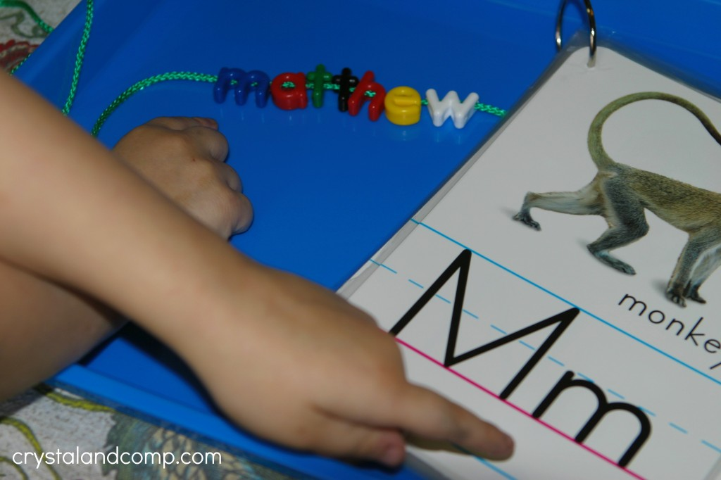 m is for monkey m is for matthew