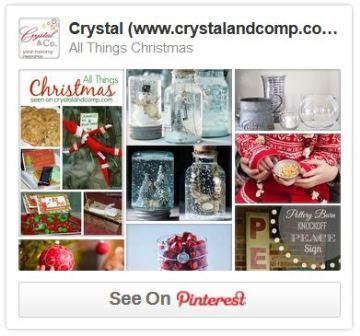 All Things Christmas on Pinterest