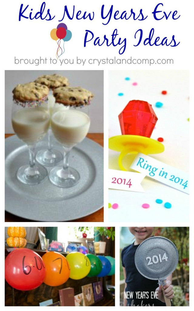 10 New Years Eve Party Ideas For Kids