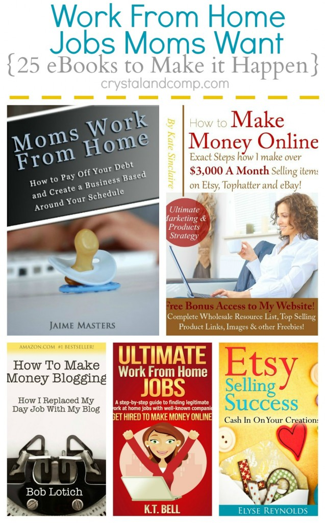 Work From Home Jobs Moms