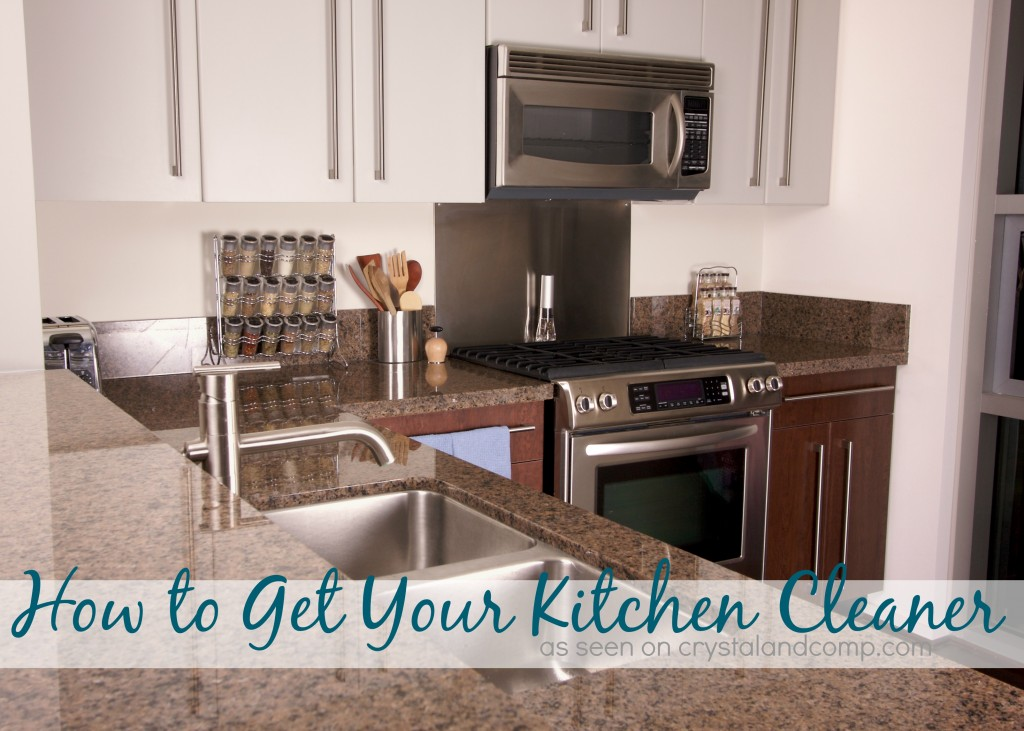 clean kitchen tip