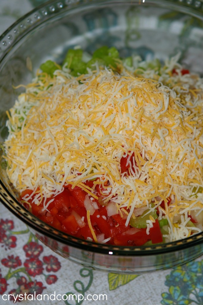 easy recipes for corn salad
