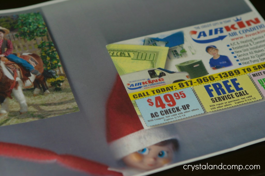 elf on the shelf ideas on the copy machine