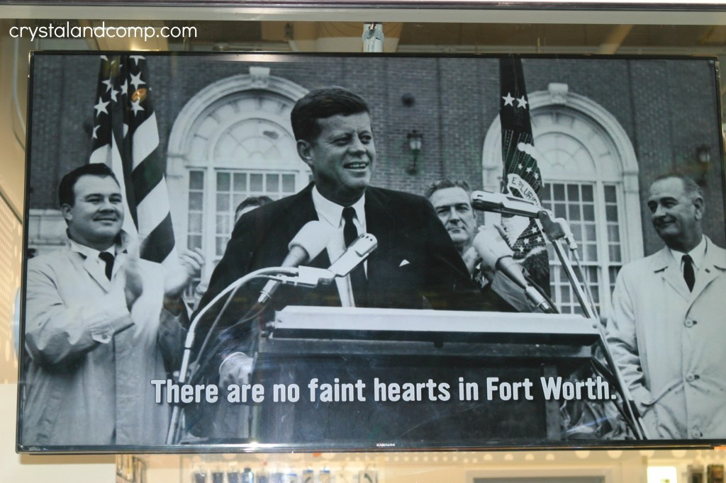 jfk in fort worth texas