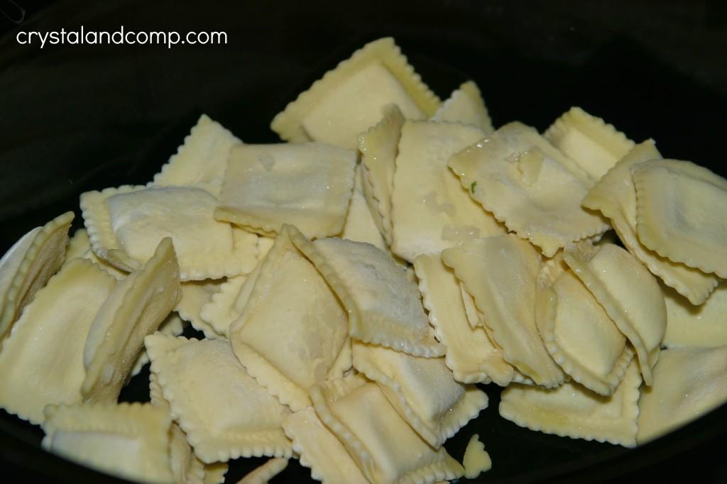 target brand frozen cheese ravioli